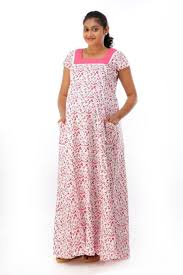 ziva maternity wear ziva maternity wear women s nighty buy multicolor ziva maternity