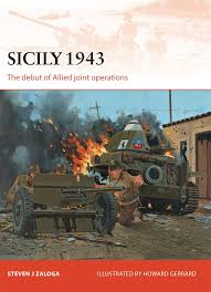 sicily 1943 the debut of allied joint operations campaign
