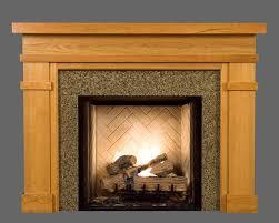 Wood Fireplace Surround Kits by Wood Fireplace Mantels Mantel Surrounds