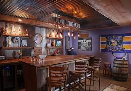 bar arcd amazing rustic home bar valuable rustic home decorating
