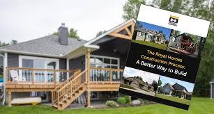 Home Design Jobs Ontario Royal Homes Custom Built Prefabricated Homes