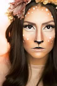 animal makeup full face deer costumes pinterest animal