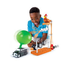 Challenge Original Rube Goldberg The Speeding Car Challenge Original Chain Reaction