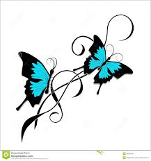 beautiful tribal butterfly tattoos more similar stock images of