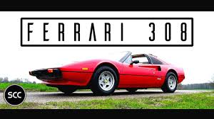 ferrari 308 gtsi 1980 full test drive in top gear v8 engine