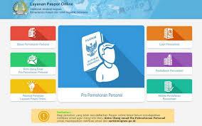 cara membuat paspor resmi cara pembuatan paspor online jurnal media indonesia