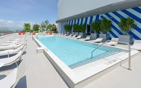 commercial pools luxury above grade design bradford products