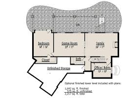 Expandable Floor Plans Expandable Master Suite A Plus 18245be Architectural Designs