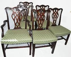 antique dining room table chairs antique dining chairs ebay