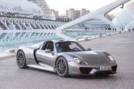 spyder cost 2015 porsche 918 spyder overview cars com