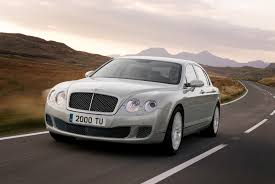 bentley continental flying spur saloon 2005 2012 features