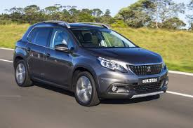 peugeot 2008 new look 2017 peugeot 2008 now on sale in australia performancedrive