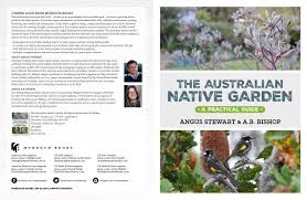 australian native plants book the australian native garden angus stewart and a b bishop by