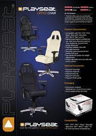 Lift Seat For Chair Playseat Office Chair Alcantara Playseathq