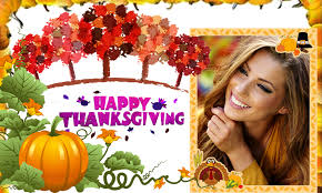 happy thanksgiving day frames android apps on play
