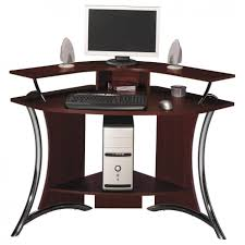 Metal Computer Desk With Hutch by Furniture Office Great Comuter Desks Compact Computer Desk