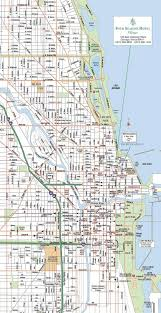 Maps Google Com Chicago by Chicago Street Map Street Map Of Chicago United States Of America