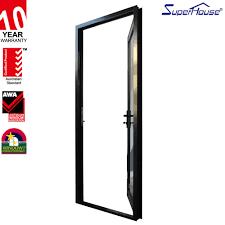 commercial aluminum glass doors commercial aluminium glass storefront single door exterior