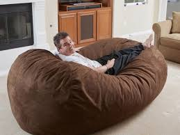 Bean Bag Sofa Bed by How To Make A Bean Bag Bed Ebay