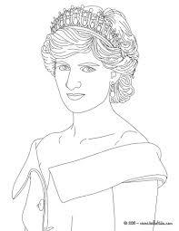 coloring page princess excellent princess and prince coloring