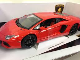 car lamborghini red lamborghini aventador toy car youtube