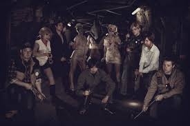 Cast Of Halloween 5 by My Exclusive Silent Hill Halloween Contest By Yoshiokun13