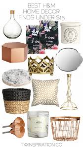 H M Home Decor by H U0026m Home Decor Finds Under 15 Twinspiration