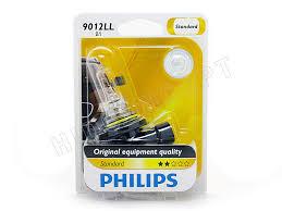 9012b1 philips 9012 halogen original standard oem bulbs hid
