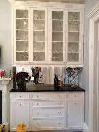 Kitchen Cabinets With Glass Inserts Casa Loma Cabinet Glass Da Vinci
