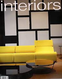 contemporary interior design magazines