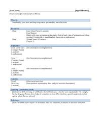 Free Resume Online Download by Free Online Resume Builder And Download Resume For Your Job