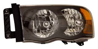 02 dodge ram headlights 02 05 dodge ram jdm black headlights