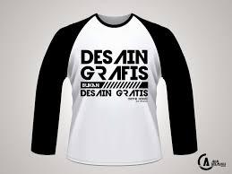 desain baju kaos hitam polos download gambar desain kaos lengan panjang psd alul stemaku