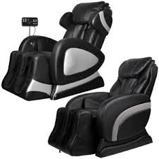 Massage Armchair Recliner Full Body Electric Massage Chair Recliner Stretched Foot Zero