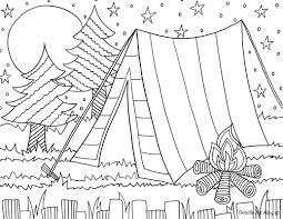 fun summer beach coloring page for kids seasons pages printables