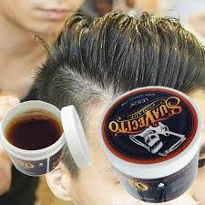 Pomade Wax 2018 selling retro strong hold style hair pomade wax mud gel