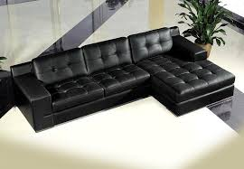 Sofa Sectional Leather Jeddy Sectional Leather Sofa Sectionals Within Prepare 9