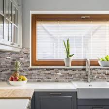 Kitchen Backsplash Tile Stickers Glass Tile Kitchen Backsplash Wall Tile Stickers Self Adhesive