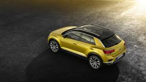 the 2018 vw t roc crossover looks great but where u0027s the ev