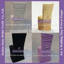 Ruched Chair Covers C052c Wholesale High Quality Wedding Ruched Chair Cover Buy