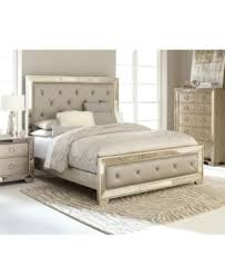 Mirror Bed Frame Ailey Mirror Furniture Macy S