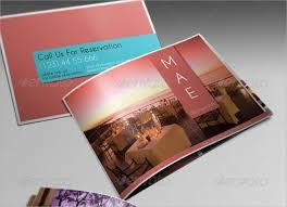 21 restaurant brochures vector eps psd