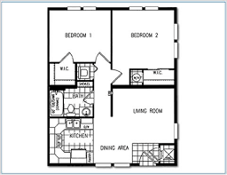 2 bedroom 1 bath floor plans floor plans apartments for rent key largo florida lake