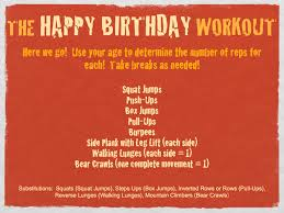 Birthday Workout Meme - here is something special for you for your birthday grab a friend