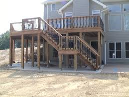 Wrap Around Deck by Wildwood Deck Archives Decks U0026 More
