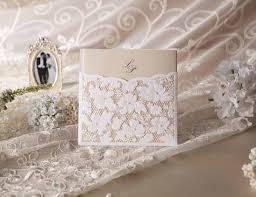 faire part mariage dentelle chic faire part de mariage haut de gamme avec la dentelle jm626 à