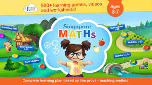 1 math games singapore maths android apps on google play