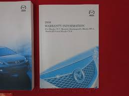 amazon com 2008 mazda cx 7 cx7 owners manual mazda automotive