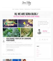 personal page blogger templates 2017 free download