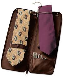 and jewelry royce leather tie travel and jewelry storage